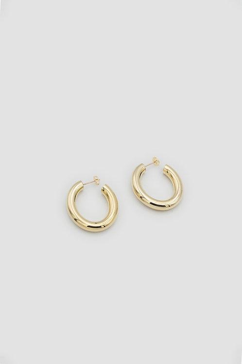 Mini Curve Earrings