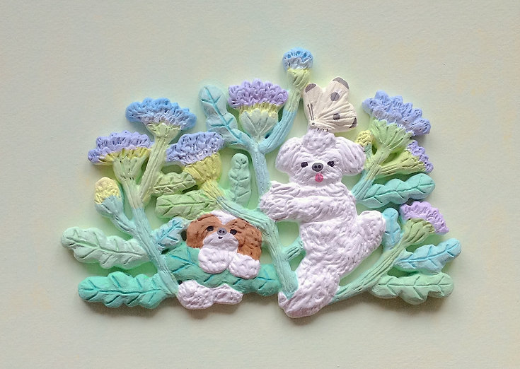 花と犬1.jpeg
