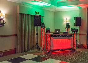 Small DJ Package - Nottinghamshire
