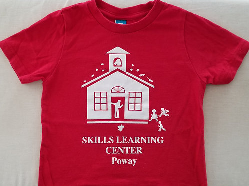Skills Learning Center T-Shirt