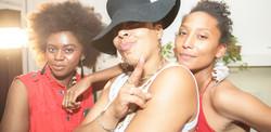 FMoD Creative Team: Jonni, Cleo, Halima