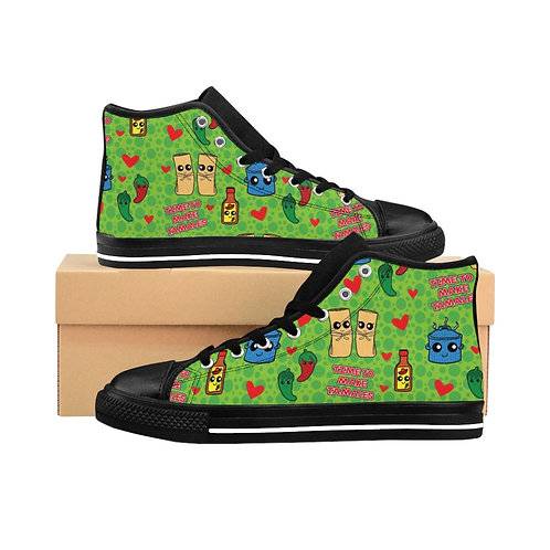 Tamales Women's High-top Sneakers