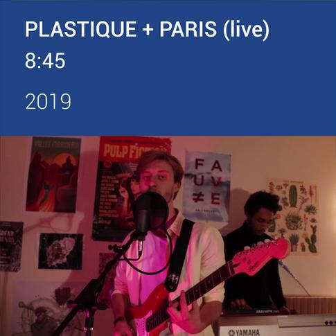 ARA plastique paris live
