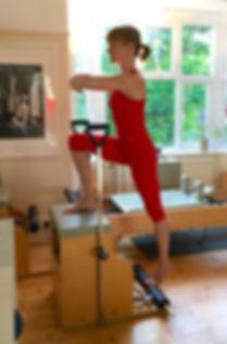 Pilates and Yoga Studio, Wunda Chair, Stephanie Ross-Russell, Pilates Instructor