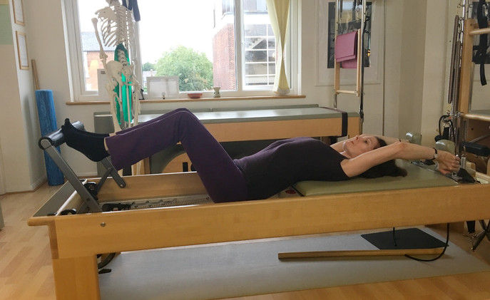 One to One Pilates Session