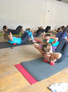 Classical Pilates Mat Work Group Class