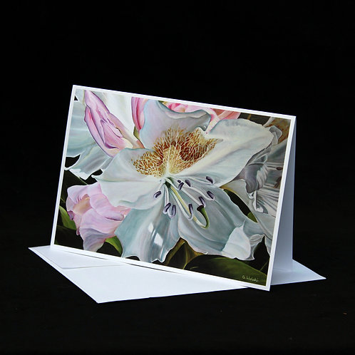 Note Card - Ever So Gently