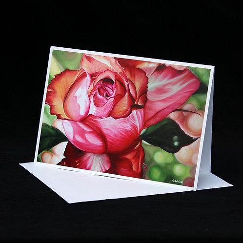 Note Card -29 Petals