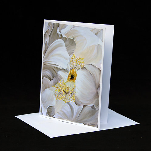 Note Card - The Shy Bride