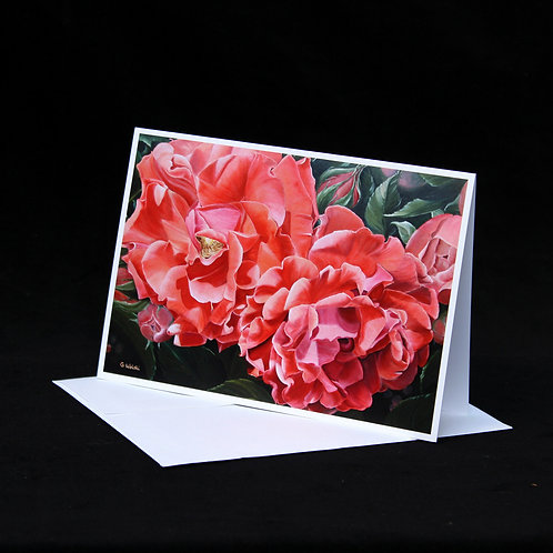 Note Card - Garden Memories
