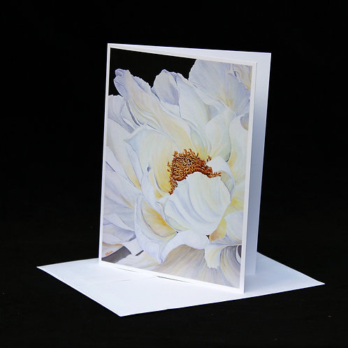 Note Card - Snow White