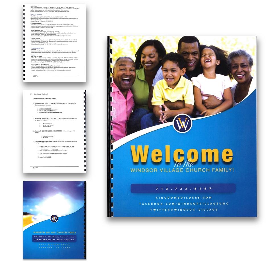 New Membership Booklet