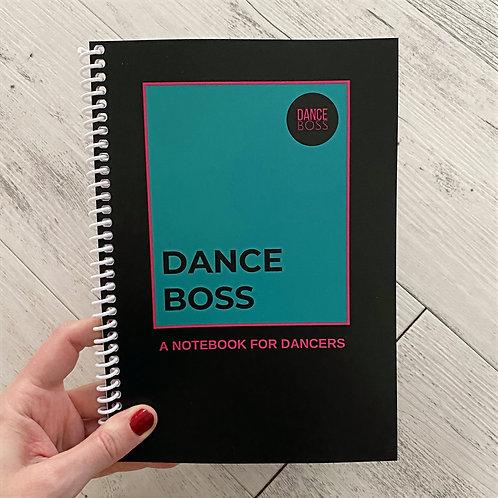 Dance Boss Notebook