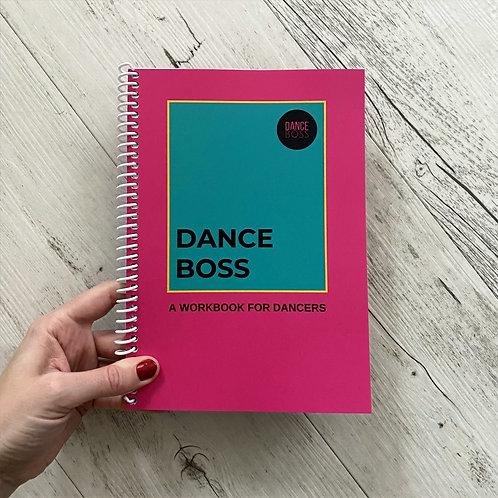 Dance Boss Workbook