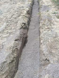 plaatsen drainage