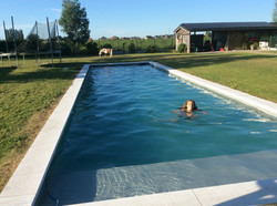 (zwem)vijver of zwembad in PP