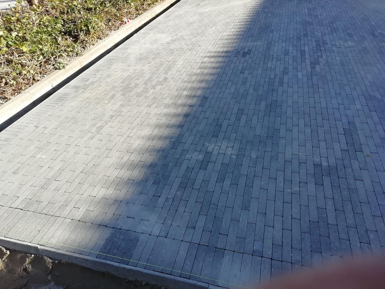 parking betonklinker waalformaat