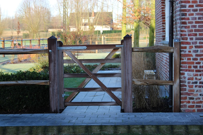 Field gate poort 1m20