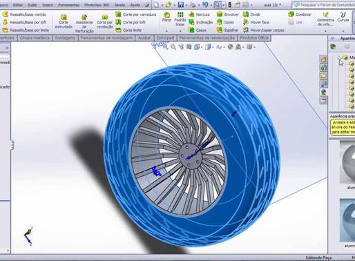 O que é SolidWorks?