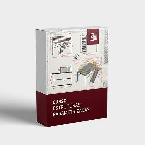 Estruturas Parametrizadas - TABELA EXCEL