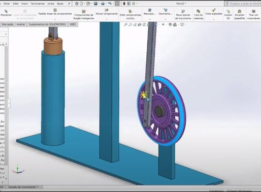 SolidWorks Motion em Seu Projeto
