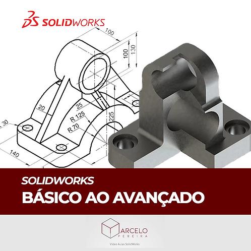 SolidWorks Básico ao Avançado