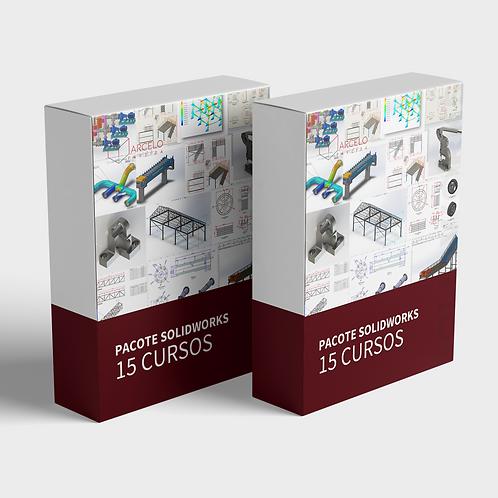 15 Cursos SolidWorks