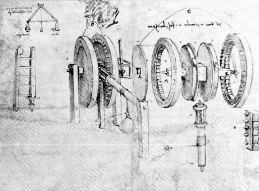 A importância do desenho técnico na engenharia mecânica, um breve panorama histórico