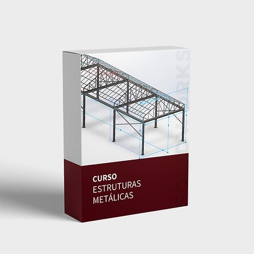 SolidWorks Estruturas Metálicas 2017