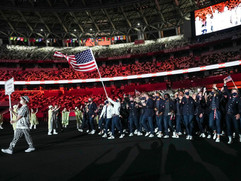30 LGBTQ+ Athletes represent the United States at the Olympic Games in Tokyo