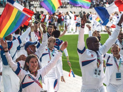 CNN: Welcome to the 'Gay Games,' . . .