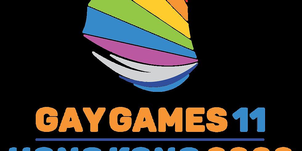 Gay Games XI Hong Kong 2022