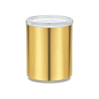 Basik Jade Quartz Storage Jar, 750 Ml