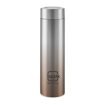 Basik Element Dual Tone 1000 Stainless Steel Bottle