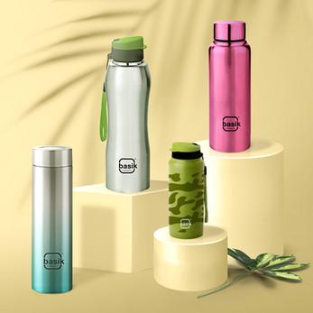 Hydration - Single Walled Bottles