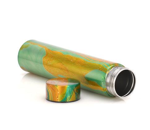 Basik Bahaar Single Walled Stainless Steel Bottle, 420ml