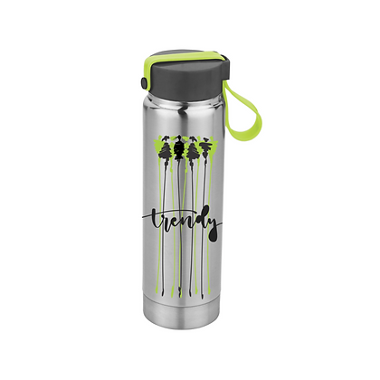 Basik Trendy 800 Stainless Steel Water Bottle