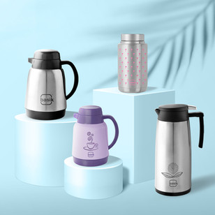 Serve - Insulated Flasks