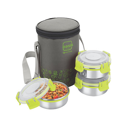 Basik Featherline Click 3 Lunch Pack
