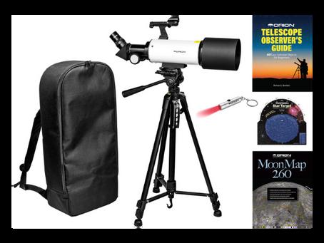 Helpful Beginner Astronomer Accessories