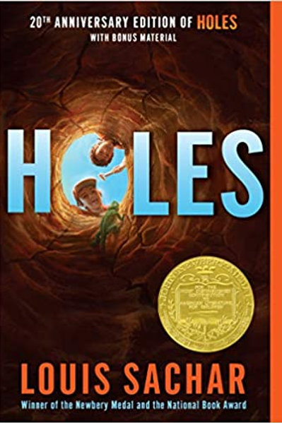 Holes, Louis Sachar