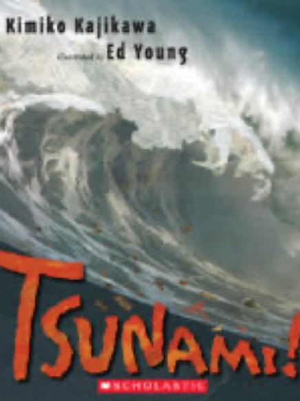 Tsunami, Kimiko Kajikawa and Ed Young