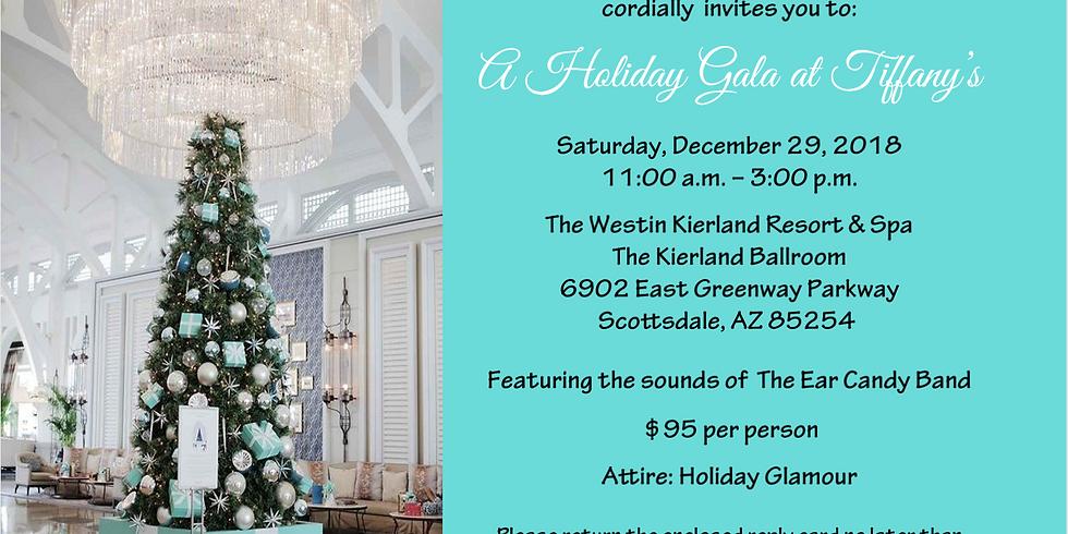 Holiday Gala at Tiffany's