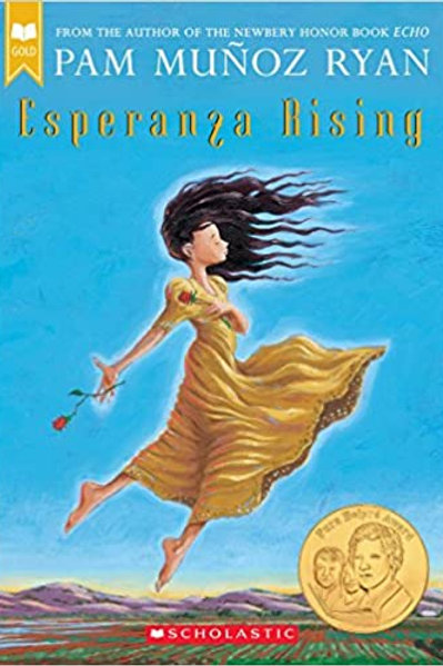 Esperanza Rising,  Pam Munoz Ryan