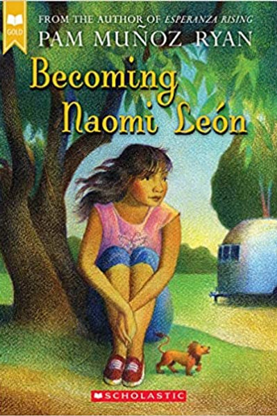 Becoming Naomi León,  Pam Munoz R