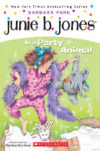 Junie B. is a Party Animal,    Barbara Park  and Denise