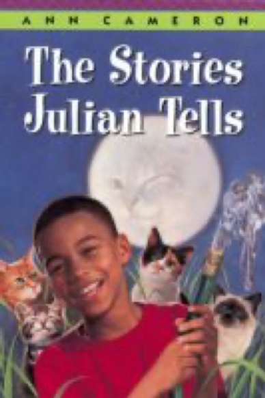 The Stories Julian Tells, Ann Cameron and Ann Strugnell