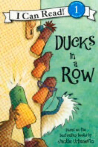 Ducks in a Row, Jackie Urbanovic and Joe Mathieu