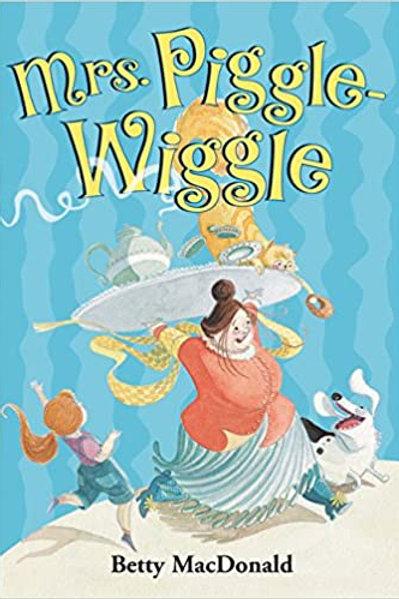 Mrs. Piggle-Wiggle, Betty MacDonald and Alexandra Boiger