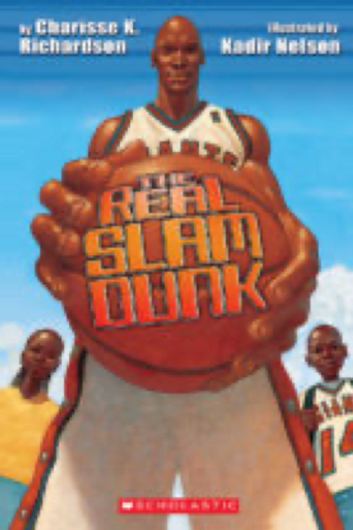 The Real Slam Dunk              Charisse Richardson